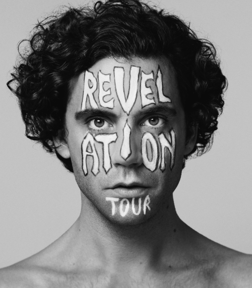 Notizie dal eventi: Revelation tour
