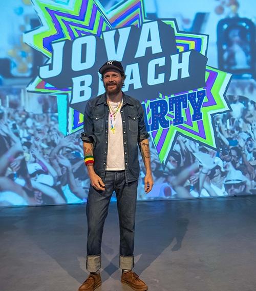 Notizie dal eventi: Jova beach party
