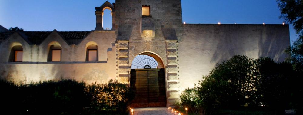 Abbazia San Salvatore Oasi Serramarina (Bernalda)